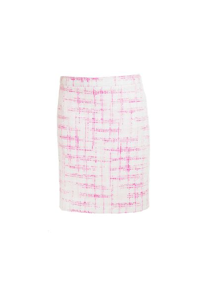 classic stylish cotton skirt